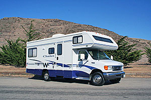 Leasing of Vans, Motorhomes and Camper